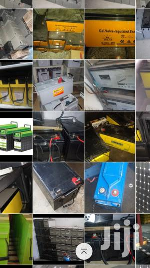 Used Solar Battery In Gbagada   Building & Trades Services for sale in Lagos State, Gbagada