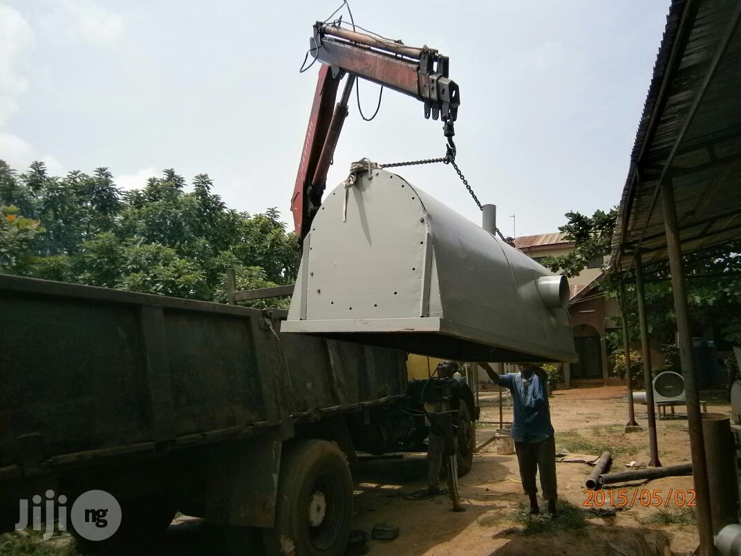 Cassava Flour Processing Plant   Manufacturing Equipment for sale in Enugu, Enugu State, Nigeria