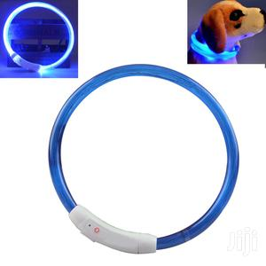 Pet Dog Collar Rechargeable   Pet's Accessories for sale in Lagos State, Ifako-Ijaiye