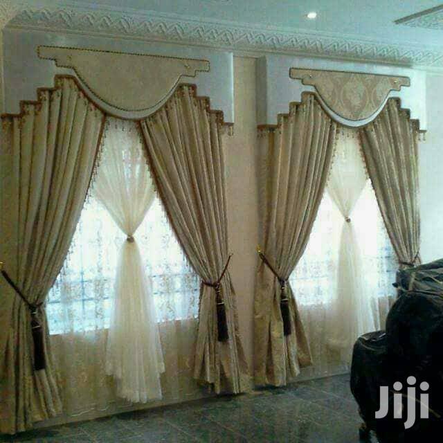 Curtain Interior Decoration