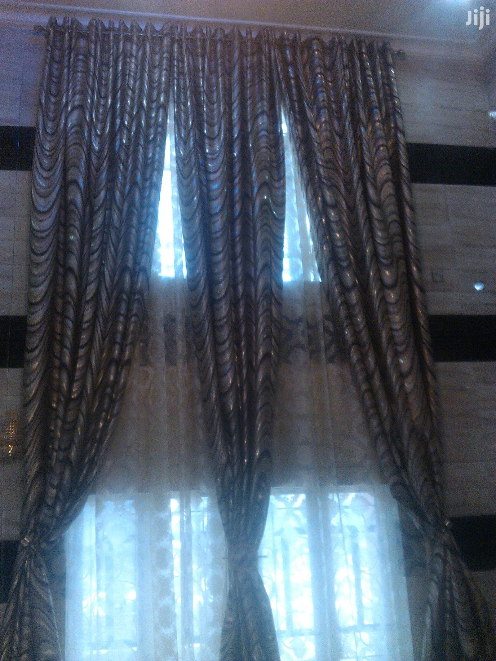 Curtain Interior Decoration | Home Accessories for sale in Port-Harcourt, Rivers State, Nigeria