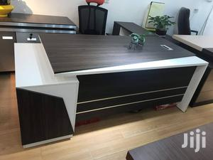 White and Oak Executive Table | Furniture for sale in Lagos State, Victoria Island