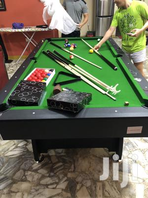 Snooker Board With Complete Accessories   Sports Equipment for sale in Lagos State, Lekki