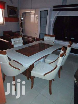 Imported Marble Dining Table | Furniture for sale in Lagos State, Ajah