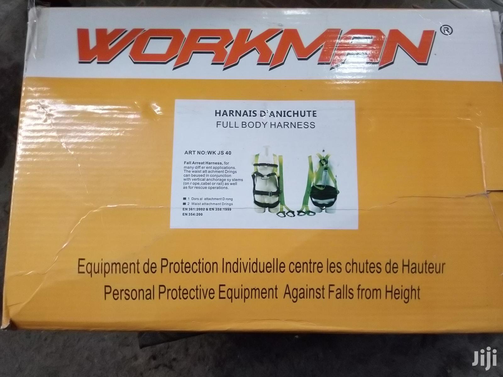 Workman Safety Belt