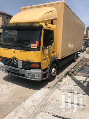 Mercedes Benz Ateco 2010 Yellow   Trucks & Trailers for sale in Lagos State