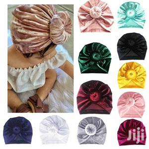 Baby Cap Bow | Children's Clothing for sale in Lagos State, Ajah