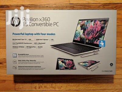 New Laptop HP Pavilion 15 4GB Intel Core i3 HDD 1T