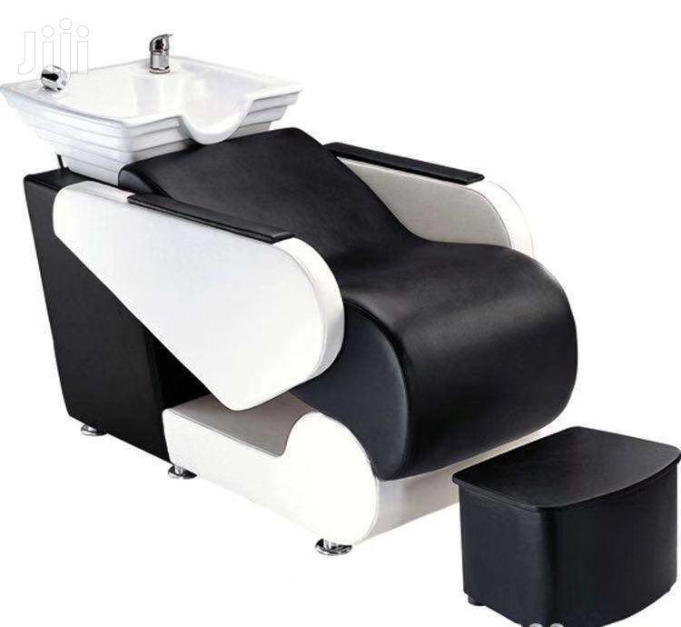 Hair Washing Basin Chair