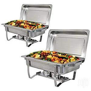 Chafing Dish Full Size Chafer Dish Beffet Set 6 Pack Of 8 Quart | Restaurant & Catering Equipment for sale in Lagos State, Ojo