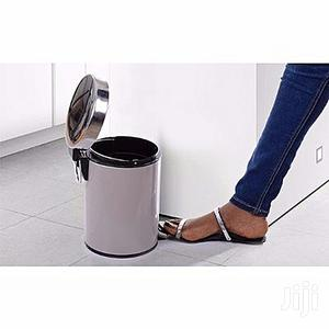 Generic 12L Stainless Steel Pedal Bin | Home Accessories for sale in Lagos State