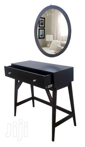 Console Table With Round Mirror   Home Accessories for sale in Lagos State, Agege