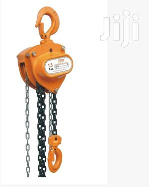 Toyo Chain Blocks   Manufacturing Equipment for sale in Lagos State, Ikeja