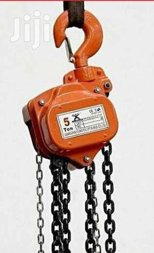 Chain Block TOYO   Manufacturing Equipment for sale in Rivers State, Port-Harcourt