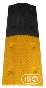 Heavy Duty 500mm Yellow And Black Plastic Speed Bump   Safetywear & Equipment for sale in Abuja (FCT) State, Utako