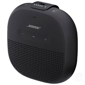 Bose Soundlink Micro Rugged Waterproof Bluetooth Speaker - Black   Audio & Music Equipment for sale in Lagos State, Ikeja