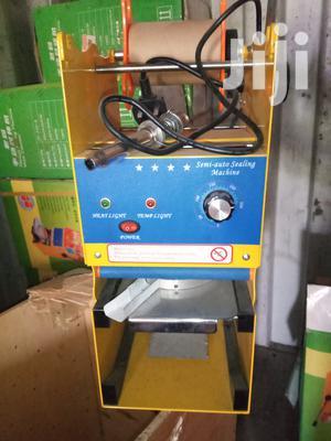 Cup Sealing Machine | Manufacturing Equipment for sale in Kano State, Nasarawa-Kano