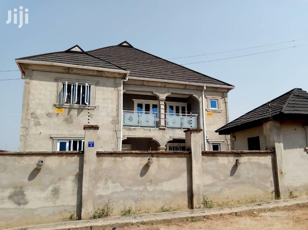 6 Bedroom Duplex With All Facilities At Ajila Elebu Ibadan