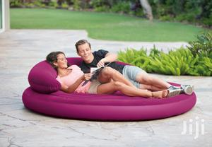Intex Ultra Lounge Bed With Removeable Head Board | Furniture for sale in Rivers State, Port-Harcourt