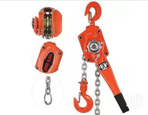 Chain Lever Block Hoist Come Along   Manufacturing Equipment for sale in Rivers State, Port-Harcourt