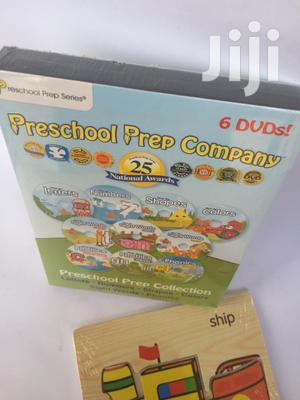 Prescool Prep Company In 6dvds(FREE SHIPPING) | CDs & DVDs for sale in Oyo State, Akinyele