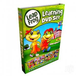 Leapfrog Learning 6dvds Set   CDs & DVDs for sale in Oyo State, Akinyele