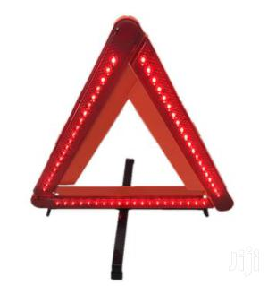 Electronic Triangle Warning Sign   Safetywear & Equipment for sale in Abuja (FCT) State, Utako
