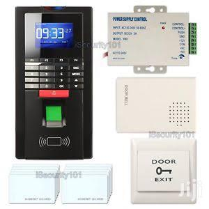 Magnetic Door Lock And Access Control Devices And Installation | Building & Trades Services for sale in Ajah, Lagos State, Nigeria