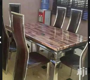 New Marble Dining Table | Furniture for sale in Lagos State, Mushin