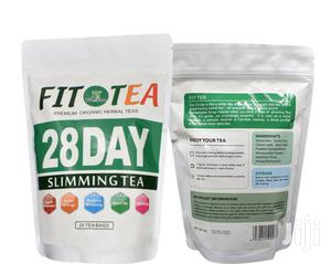 28 Day Fit Tea, for Slimming and Body Detoxification   Vitamins & Supplements for sale in Lagos State, Mushin