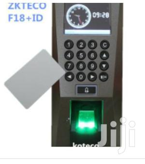 F18 Fingerprint Access Controller By Zkteco   Computer Accessories  for sale in Abuja (FCT) State, Dutse-Alhaji