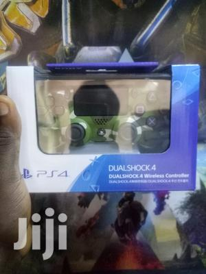PS4 Camo Pad- Dualshock 4 Wireless Controller | Accessories & Supplies for Electronics for sale in Lagos State, Agege