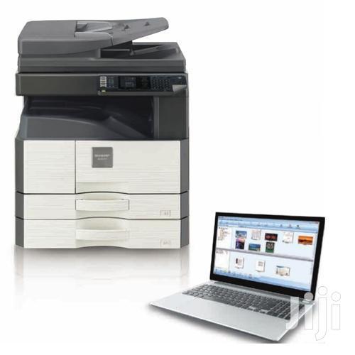 Sharp Ar- 6031N Sharp Copier Machine | Printers & Scanners for sale in Ikeja, Lagos State, Nigeria