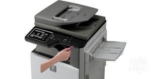 Sharp Mx-M464n Copier Machine | Printers & Scanners for sale in Lagos State, Ikeja
