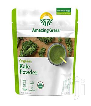 Organic Kale Powder-5.29oz-30 Servings | Vitamins & Supplements for sale in Lagos State, Ifako-Ijaiye