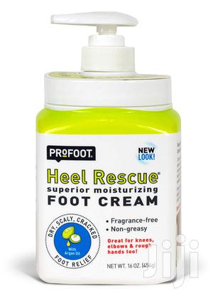 Heel Rescue Superior Moisturizing Foot Cream, 16 Oz | Skin Care for sale in Lagos State
