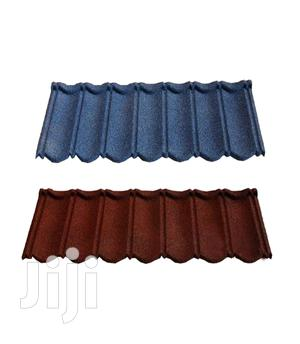 Docherich Leading Stone Coated Roof Tiles Shingle | Building Materials for sale in Lagos State, Ikeja