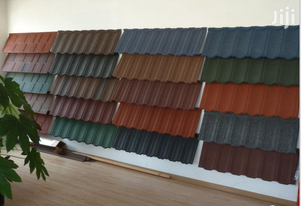 Docherich Nigeria Limited Stone Coated Roofing Tiles