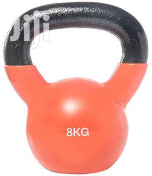 8kg Kettle Bell   Sports Equipment for sale in Lagos State, Ikorodu