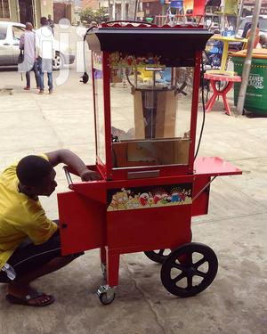 Original Gas Popcorn Machines With Cylinders   Restaurant & Catering Equipment for sale in Abuja (FCT) State, Nyanya