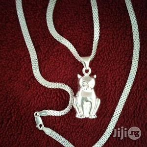 Pure ITALY 925 Silver Thick Carpet With Teddy Bear | Jewelry for sale in Lagos State, Lagos Island (Eko)