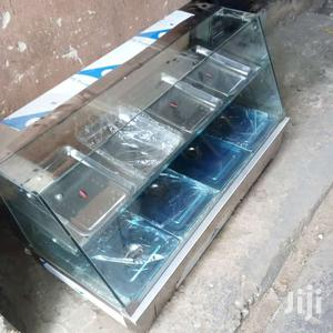 Food Warmer Up/Down Curved Glass Imported. Available In All Sizes | Restaurant & Catering Equipment for sale in Abuja (FCT) State, Nyanya