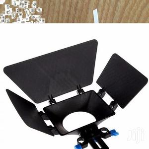 Matte Box M4 Camshade 15mm Rail Rod Support | Accessories & Supplies for Electronics for sale in Lagos State, Surulere