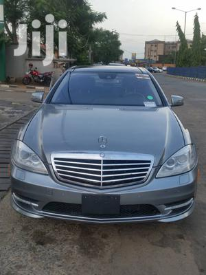 Mercedes-Benz S Class 2012 Gray   Cars for sale in Lagos State, Ojodu