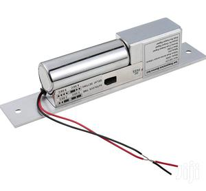 Electric Bolt Lock DC12V for Access Control Wood Metal Door | Doors for sale in Lagos State, Ikeja