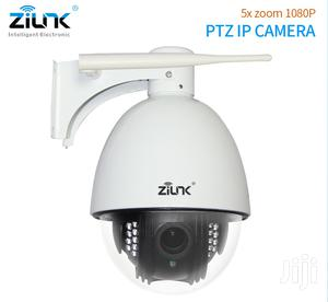ZILINK Wifi Wireless/Wired HD 1080P Outdoor Pan/Tilt IP Network Camera | Security & Surveillance for sale in Abuja (FCT) State, Wuse