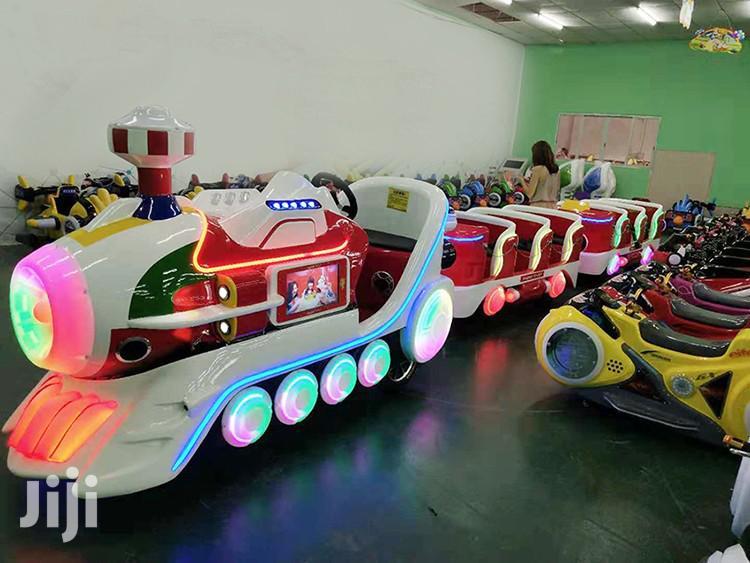 Archive: Quality Amusement Park Kids Train for Sale