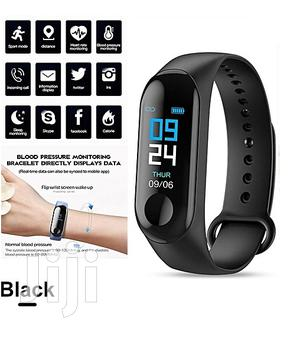 M3 Bluetooth Intelligence Health Smart Bracelet Watch | Smart Watches & Trackers for sale in Lagos State, Ikeja