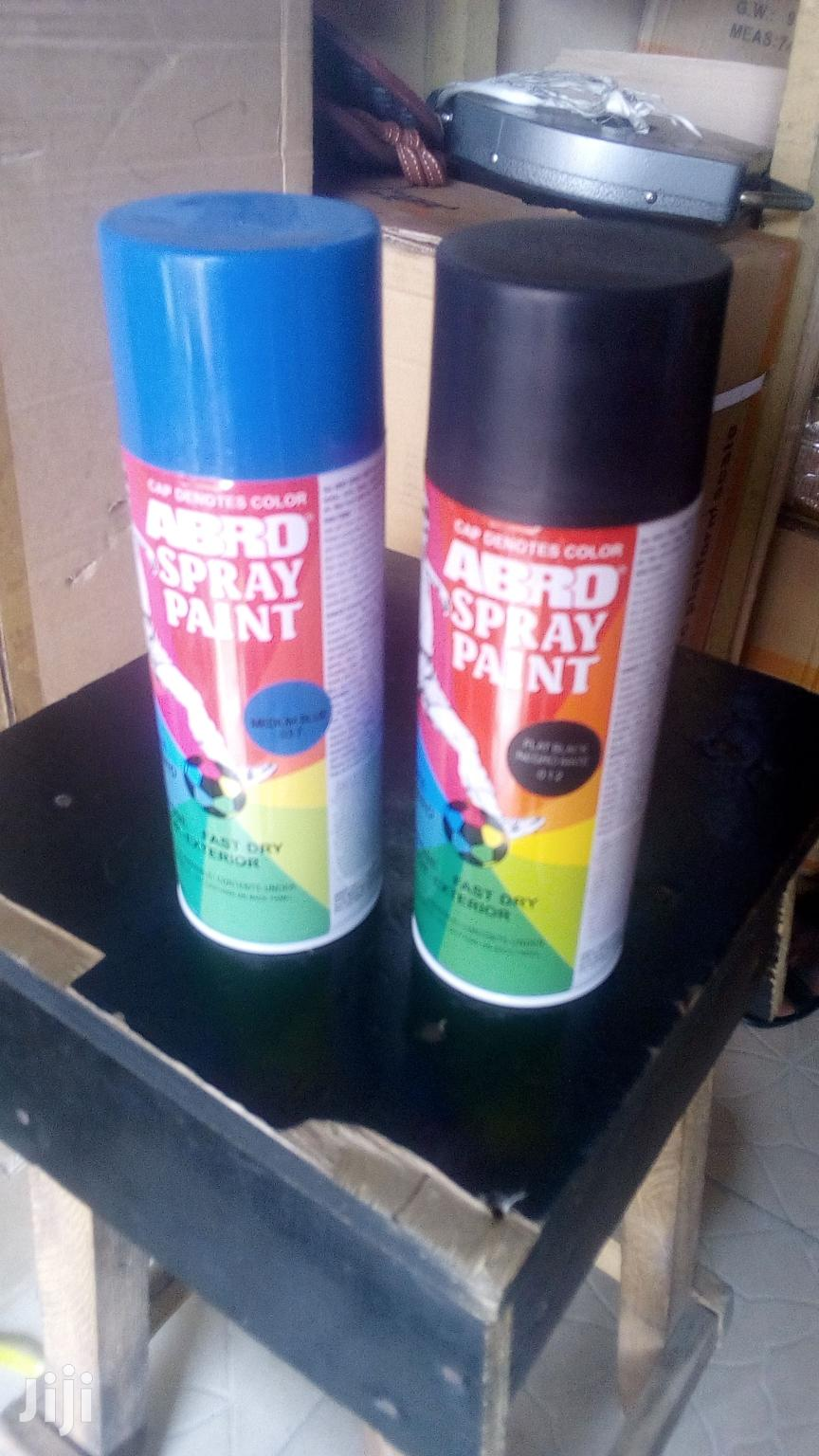 Abro Spray Paint(Color Available)
