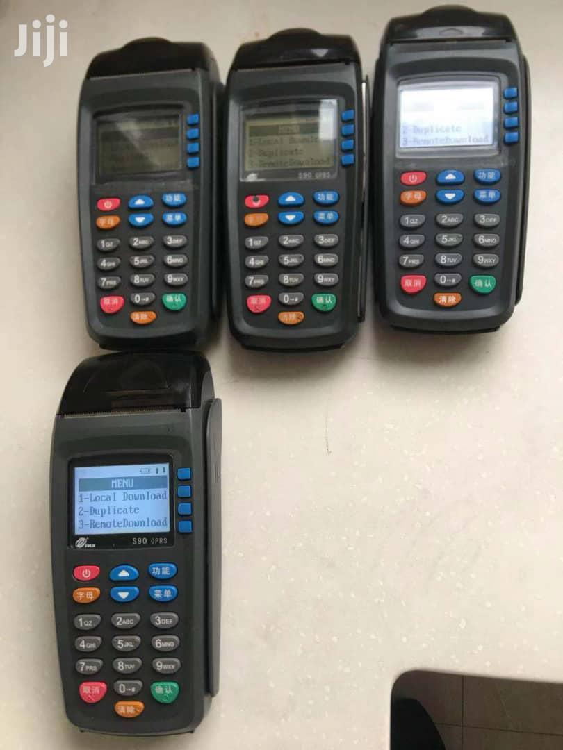 Bank PAX POS (Point Of Sale) S90 Machine